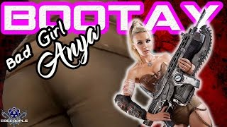 GEARS OF WAR 4 Anya Stroud - Bubble Butt - E-Day Anya Gameplay - Bootay Montage