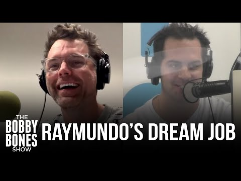 Raymundo Talks About His Dream Job & Why He Isn't Applying For It