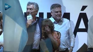 Entrevista a Manuela, la mujer que subió al escenario con Macri