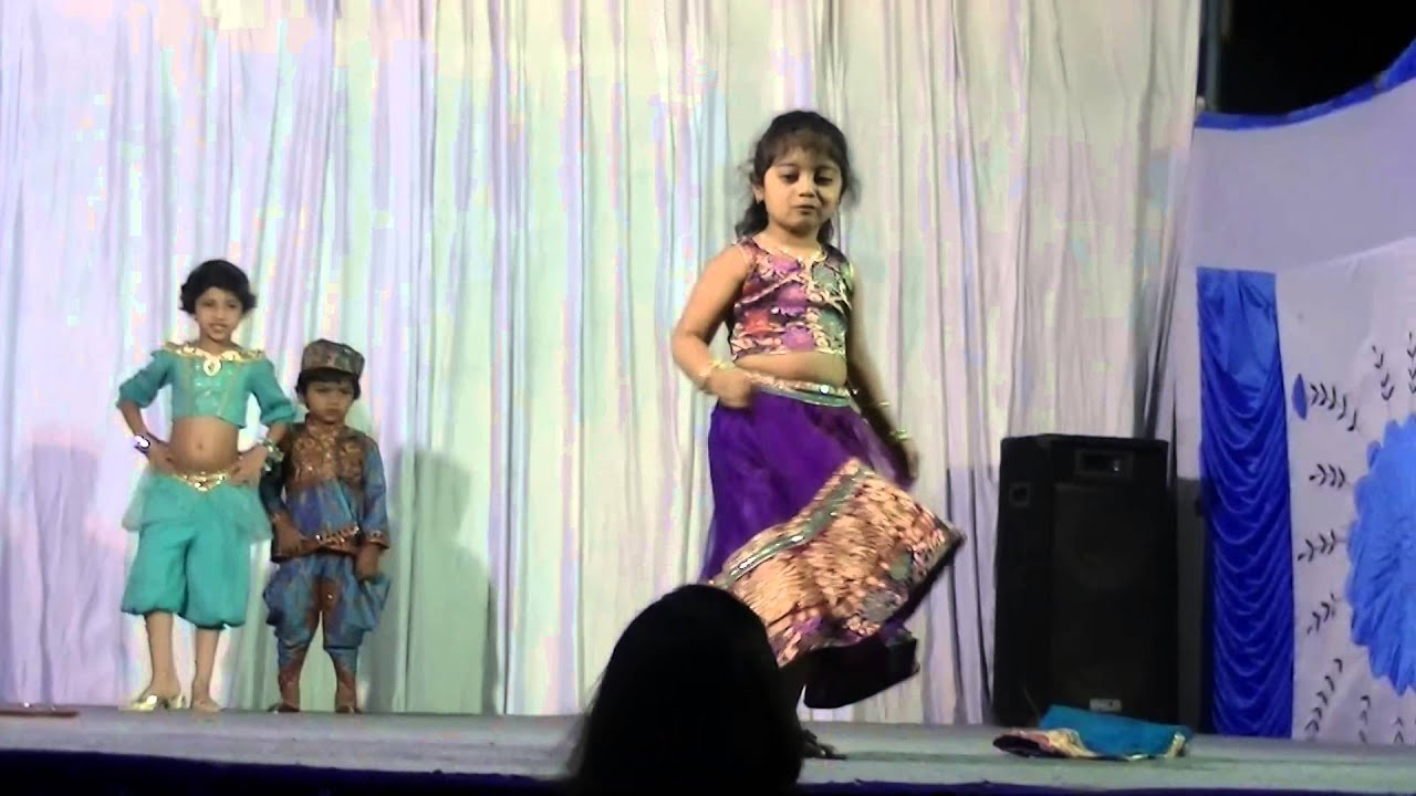 SH Annual Day 2015 Kids Fashion Show Part1 #1