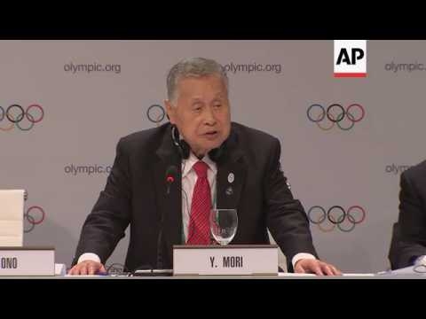 New sports added to 2020 Tokyo Olympic programme