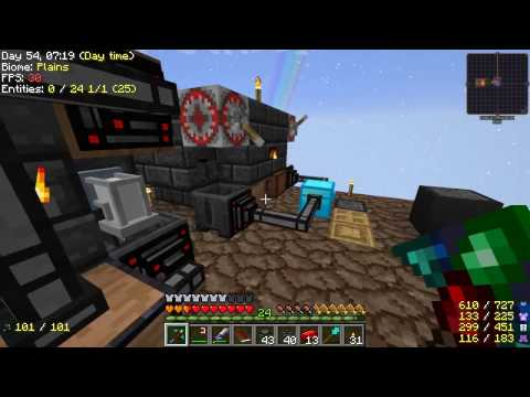 Minecraft - Project Ozone 2 #11: Inventory Consolidating