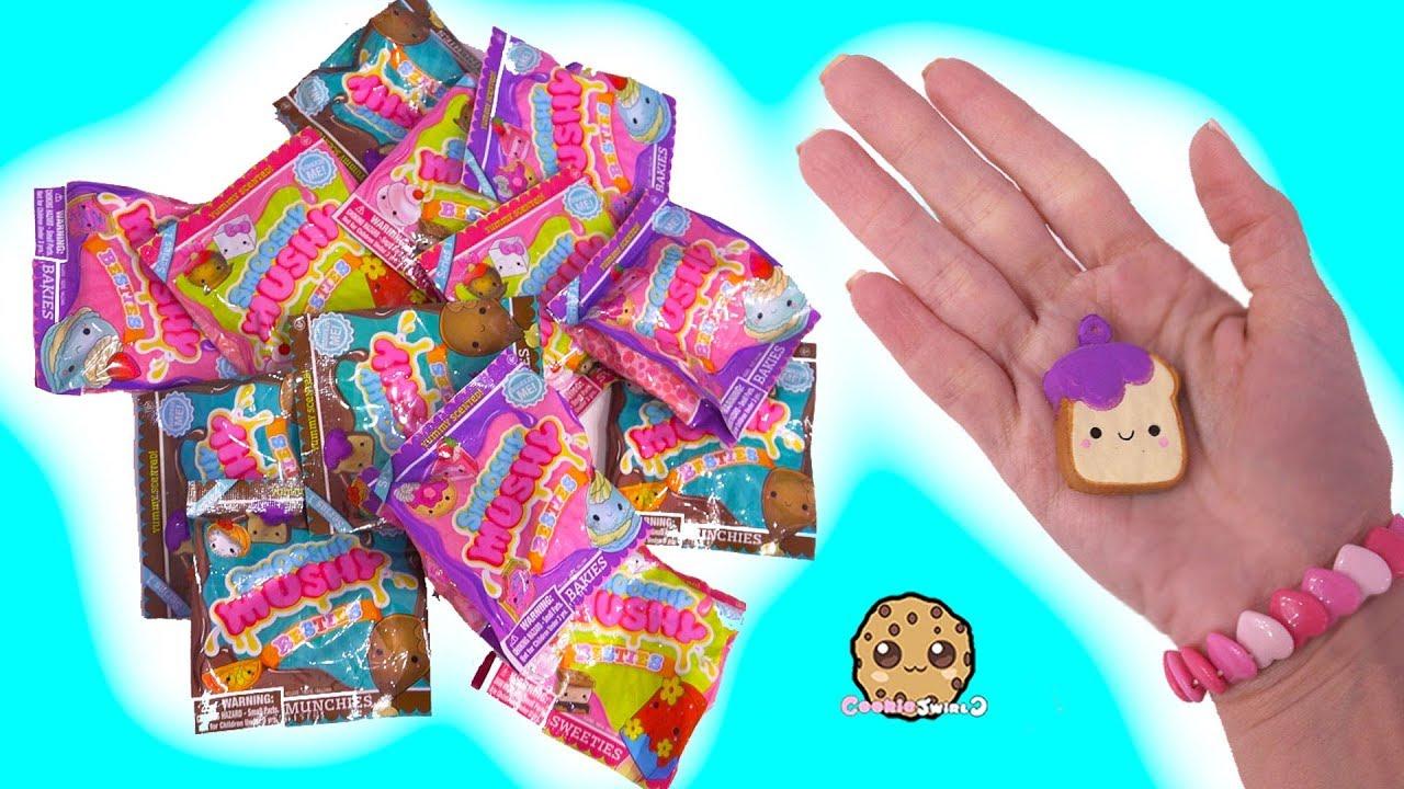 Smooshy Mushy Blind Bags Argos : Smallest Squishies ! Smooshy Mushy Surprise Blind Bags - Toy Video - YouTube