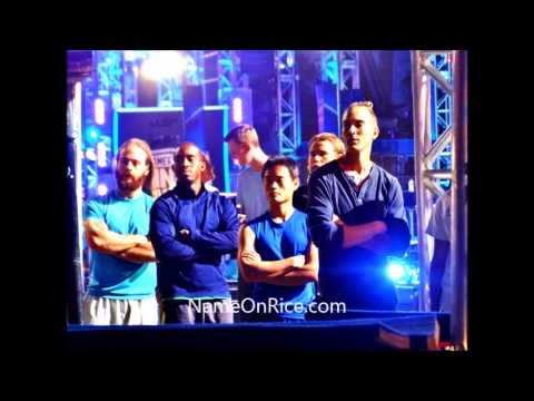 AMERICAN NINJA WARRIOR VENICE BEACH CALIF MARCH 14, 2015