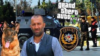 MESUT KOMİSER VE GARİP DEVRİYEDE! - GTA 5 Özel Harekat Modu