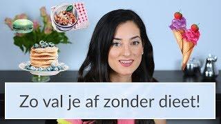 Tips: Zo viel ik 10 kilo af zonder Dieet! - Psycholoog Najla Video
