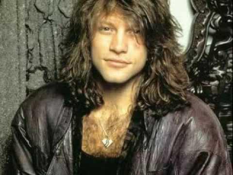 Jon Bon Jovi: Waiting for a star to fall