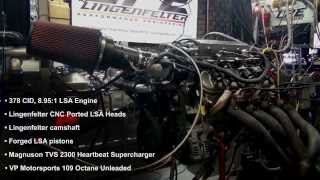 Lingenfelter tests the Magnuson Heartbeat Supercharger