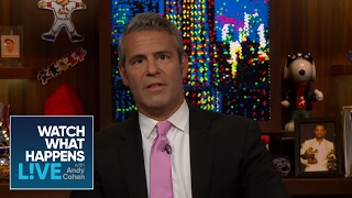 Andy Cohen's Heartfelt Message About The Tragedy In Orlando, Florida | WWHL