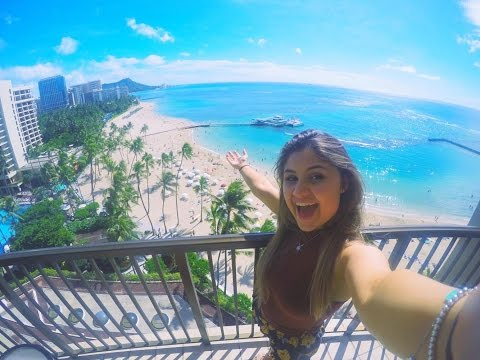My Hawaii Adventure 2015 - GOPRO VLOG (Waikiki , Honolulu, Oahu)