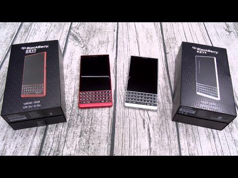 "Blackberry Key 2 ""RED EDITION"""