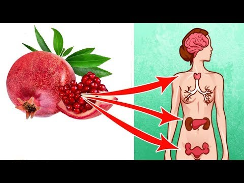 This Is Unbelievable.  Eating Pomegranate Can Do Wonders To Your Body