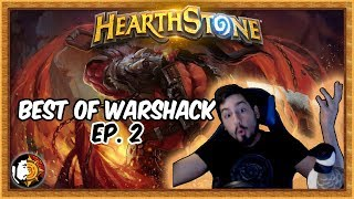 Hearthstone: Warshack Funny & Lucky Moments (Ep. 2)