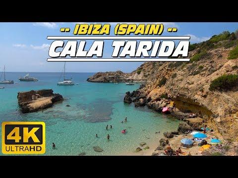 Cala Tarida (Ibiza - Spain) - YouTube