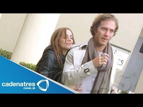 Camila Sodi tiene romance con Jorge Camil