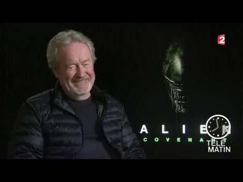 Cinéma - « Alien : covenant » de Ridley Scott
