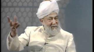 Liqa Ma'al Arab 12th June 1996 Question/Answer English/Arabic Islam Ahmadiyya