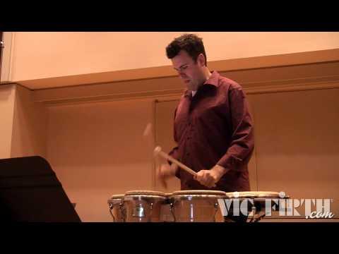 Doug Perkins performs