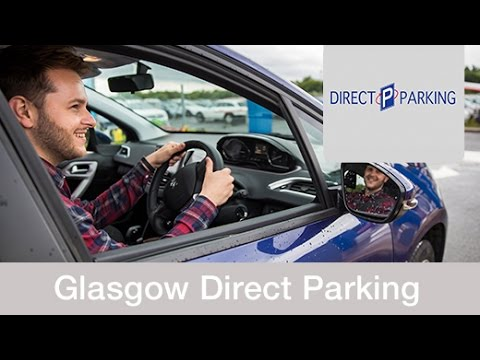 Glasgow Airport Direct Parking |  Holiday Extras