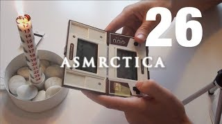 ASMR Swedish Lucia songs and Game & Watch Nostalgia
