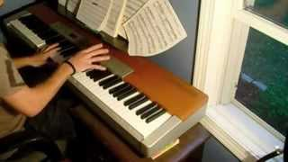 Kyle Landry   One Republic   Apologize Variations on Piano Solo
