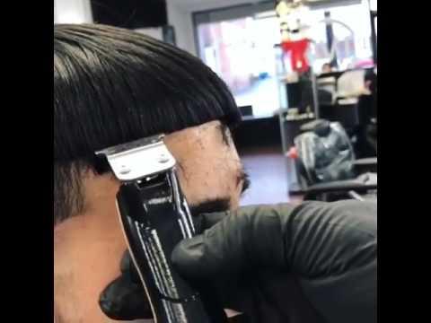 Que corte de pelo usa anuel aa