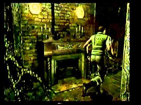 Resident evil remake plant 42 knifed no damage youtube for Plante 42 resident evil