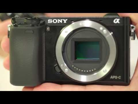 NEW: Announcing Sony's α6000 with World's Fastest Autofocus System
