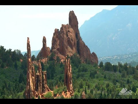 Colorado Experience: Garden of the Gods