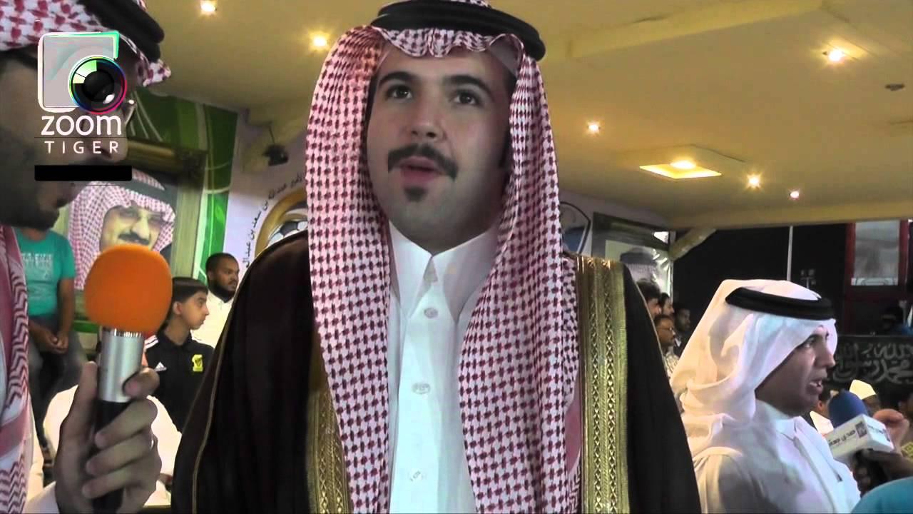 لقاء صاحب السمو الملكي الامير عبدالله بن سعد بن عبدالعزيز ال سعود بطولة المدي ١٦ Youtube