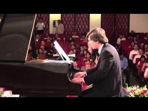 S.Barber  Pas de Deux, Hesitation-Tango, Galop  from Souvenirs, Op.28