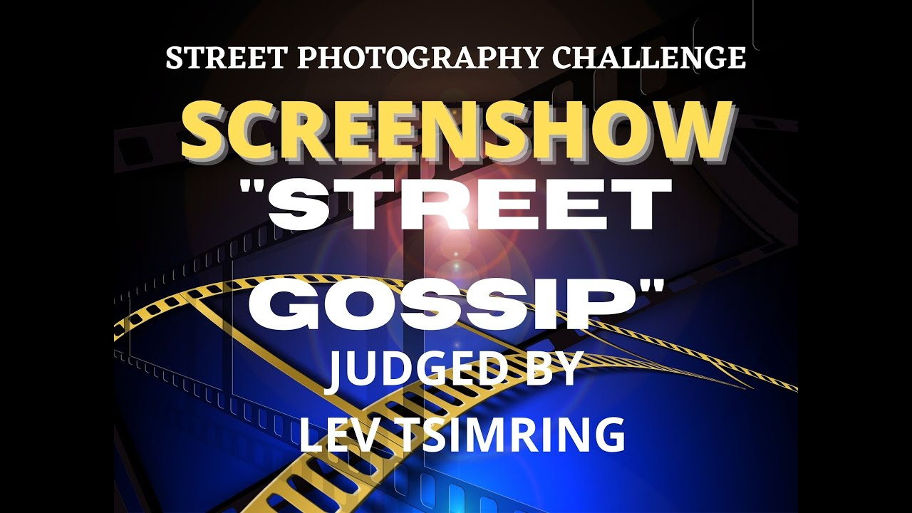 Street Photography Challenge - Gossip - check out my photo