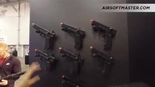 Shot Show 2018 - Elite Force / Umarex Booth