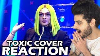 Baixar Pabllo Vittar - Toxic Cover no 'Prazer, Pabllo Vittar' (REACTION) | Reação e comentários