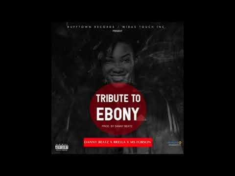 Danny Beatz, Brella & Ms Forson - Tribute To Ebony Reigns (Audio Slide)