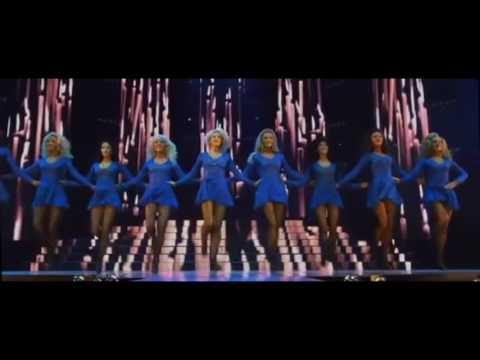MICHAEL FLATLEY RETURNS AS LORD OF THE DANCE. Часть №1.