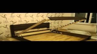 Кровать с подъемным механизмом Селена-Аури от компании Magic Wood(, 2013-07-28T21:51:12.000Z)