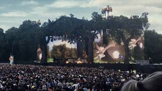 Green Day Bang Bang Live At Hyde Park 2017 Multicam Soundboard