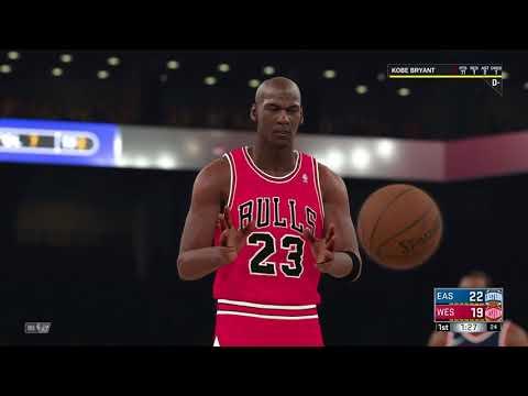 NBA 2K18 All Star Team Up Ayo & Jay Lewis VS Ry Dolla$ & Sky Rodman