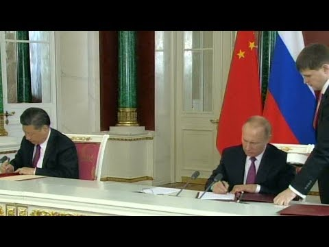 Chen Chenchen discusses the bilateral ties between China and Russia