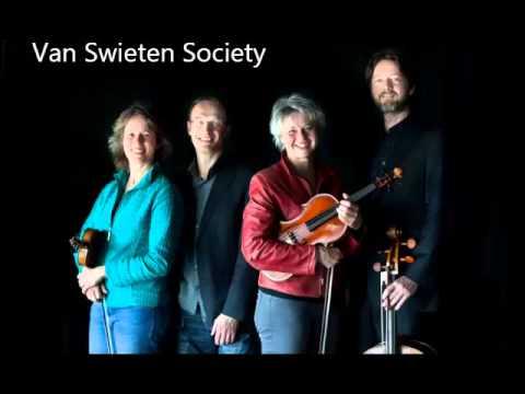 Van Swieten Society bij Amsterdam FM - Springvossen