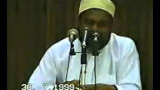 Sheikh Nassor Bacho