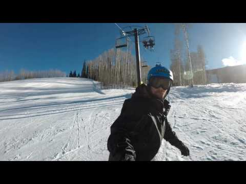 Dusty Chair Lift Run - Sunlight Mountain