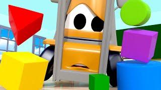 малыши в Автомобильном Городе - Большой тест малыша Френсиса - детский мультфильм
