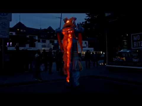 Nacht der tausend Lichter in Siegen - Der Lumianer