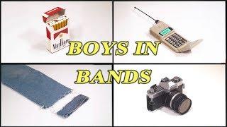 Смотреть клип Silver Sphere - Boys In Bands