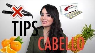 TIPS: COMO CUIDAR TU CABELLO-MELISSA HERRERA