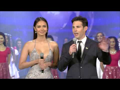 Miss World 2016 Live Final Part 1