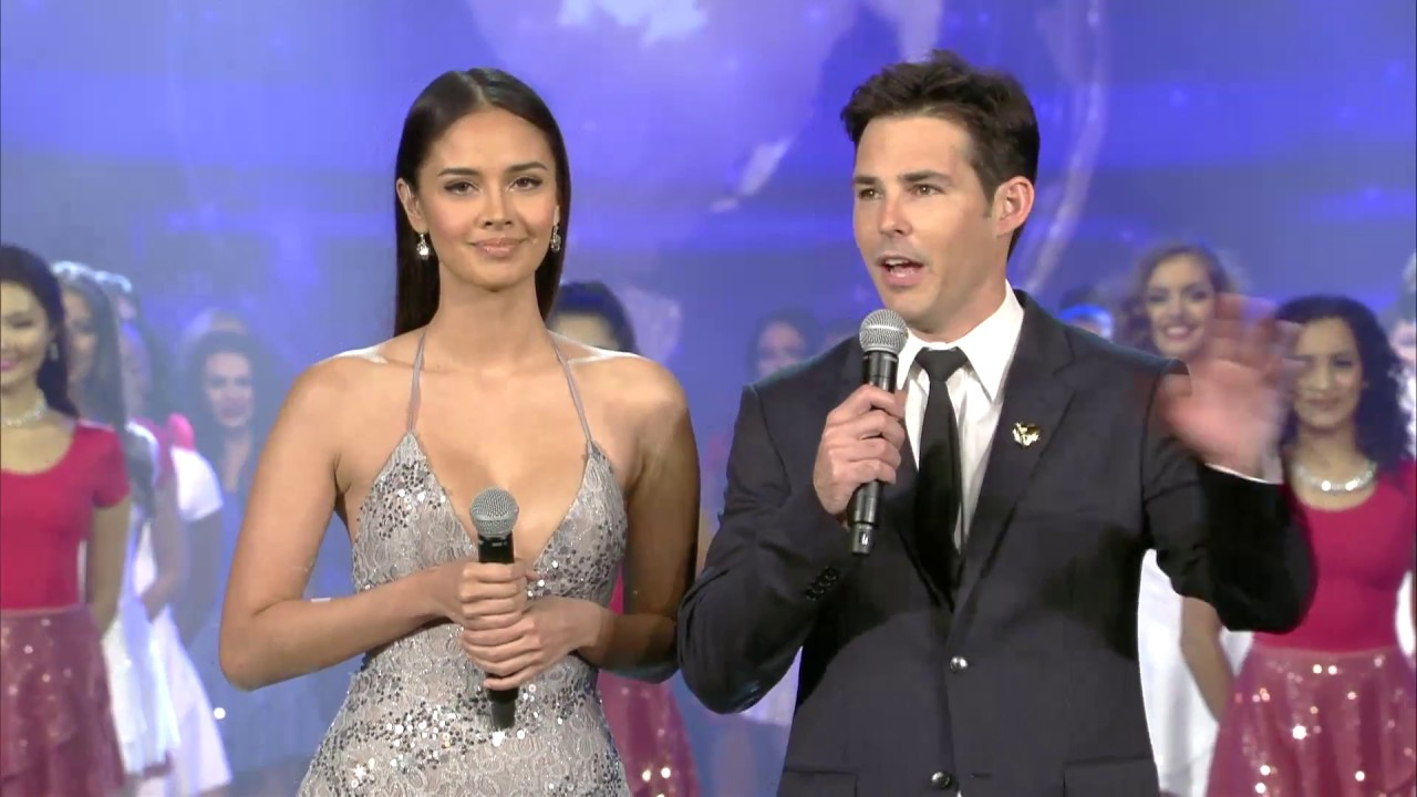 Miss World 2016 Live Final Parts 5,6,7