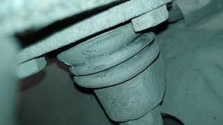 Фото Как правильно проверить нижнюю шаровую опору на НиваШевроле